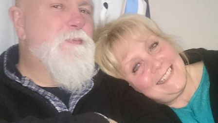 John and Sharon Cooper who have died in a crash in Scotland. Photo: Police Scotland