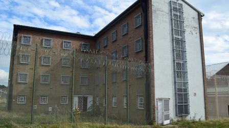Developer Badger Building has been given permission to build up to 140 houses on Blundeston Prison,