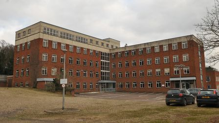Eastgate House in Norwich, home of the Norfolk Coroner's Court. Photo by Simon Finlay.