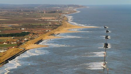 Sea Palling. Picture: MIKE PAGE