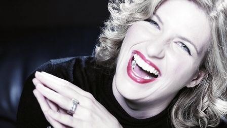 Clare Teal Picture: EDP Library