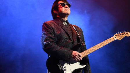 Roy Orbison. Picture: Supplied