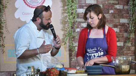 The Norwich Food Festival Byline: Sonya Duncan Copyright: Archant 2017