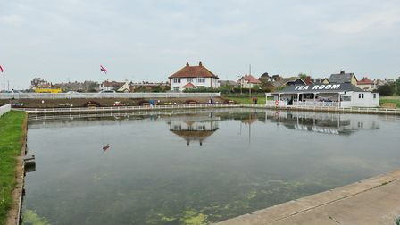 The plans include creating new havens for wildlife beside Southwold boating lake. Picture: Archant.