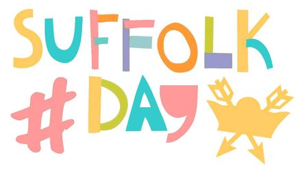 Suffolk Day logo. Picture Archant.