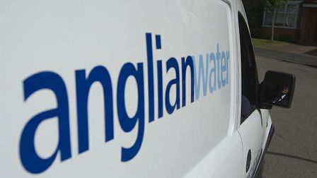 Stock photo of Anglian Water. Picture Archant library.