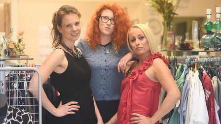 The Purfleet Trust fashion show on June 29 will take place at The King's Centre in King's Lynn. Pict
