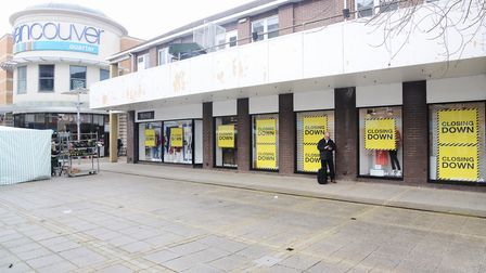 The former Beales in Kings Lynn. Picture: Ian Burt