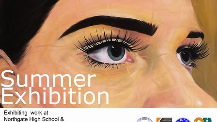 Dereham Sixth Form College and Northgate High School are putting on a Summer Exhbition of artwork