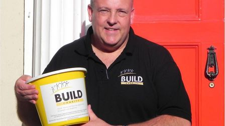 James Kearns, chief executive of Build charity. Picture: Archant Library