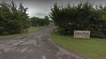 A zookeeper has died at Hamerton Zoo, Cambridgeshire. Picture: Google