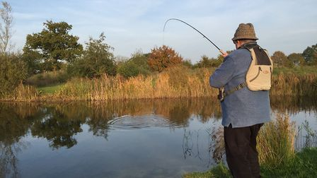Rocklands Mere anglers will be hoping the weather conditions are on their side. Picture: Archant