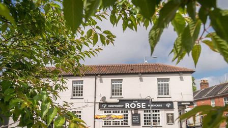 The Rose Inn - 235 Queens Road Norwich. Picture: Stephen Mole