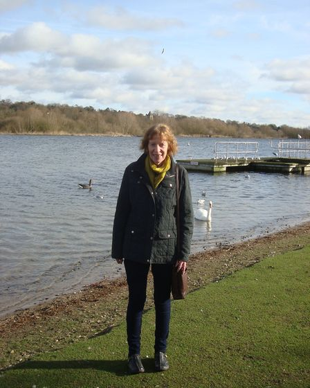 Maureen Roy volunteers for national charity Epilepsy Action because she has epilepsy herself. Photo: