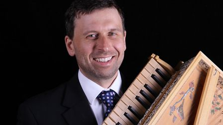 Learn more about the harpsichord with musician Robin Bigwood in a workshop in King's Lynn. Picure: C