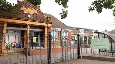 Alderman Swindell Primary School in Great Yarmouth. Picture: James Bass