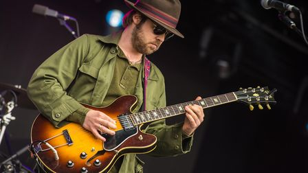 The Coral on the main stage on Friday at Latitude 2017. Picture: PAUL JOHN BAYFIELD