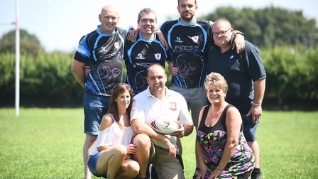 A new rugby club called the Craig Prior Barbarians has been set up by players from five local clubs.