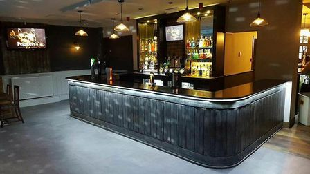 The new look Peggotty's bar in Great Yarmouth. Picture: Ei Publican Partnerships