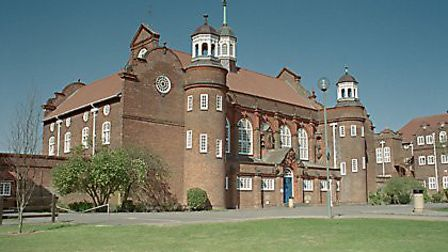 King Edward VII School, in King's Lynn. Picture: Archant Library
