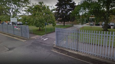 Springwood High School in Gaywood. Picture: Google Maps