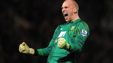 Ex-Norwich City goalkeeper John Ruddy has signed a two year deal with Wolves. Picture: Jon Buckle/PA