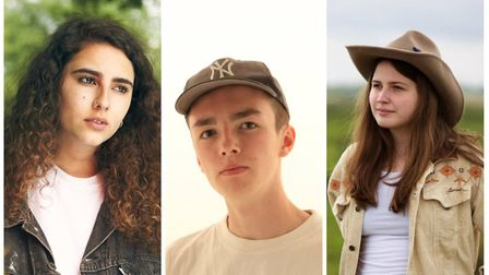 Access to Music has a selection of students performing on the Inbetweeners Stage at Latitude 2017. F
