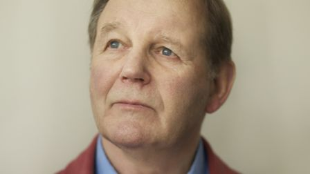 Michael Morpurgo. Photo: supplied by Philippa Perry.