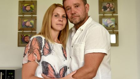 Parents Susie Ash and Justin Thorndyke fought tirelessly on behalf of their son James in his battle