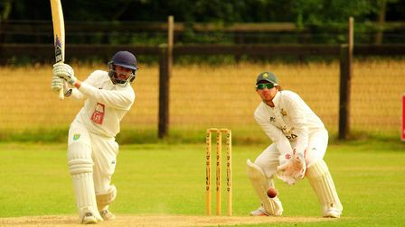 More runs for Great Witchingham's James Hale. Picture: Tim Ferley