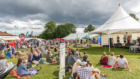The Worstead Festival returns on the final weekend in July. Picture: Chris Taylor Photo
