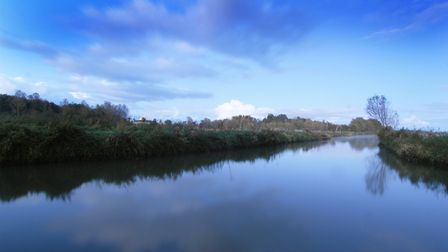 lovely broads view The river at Pyes Mill. Photo: Nick Butcher Copy: For: EDP Norfolk Maga