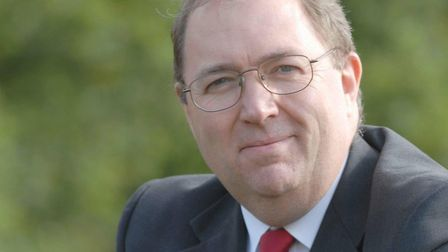 Dr Ian Mack, chair of the CCG. Picture: Archant