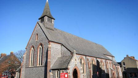 St Peter's Church, Sheringham. Picture: ANTONY KELLY