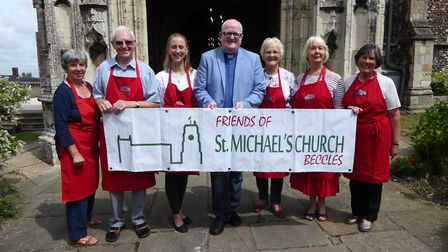 The Friends of St Michael's Church are raising funds to conserve the stonework on the south porch at