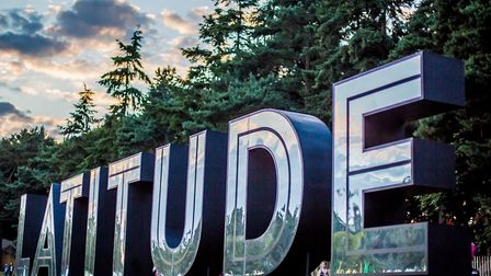 Latitude Festival is getting started and will be in full swing this weekend. Photo: Jen O'Neill