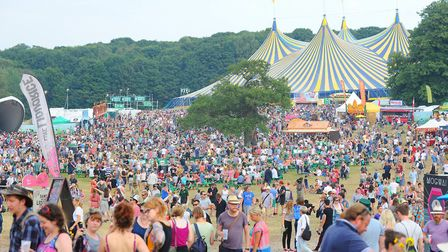 This year's extravaganza is set to attract 40,000 people. Picture: James Bass