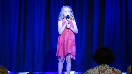 Filby's Got Talent saw 14 acts perfrom. Pictures supplied by Kerry Webb