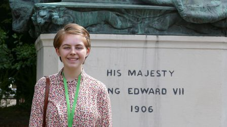 KES Academy sixth form student Anna Reeve has been offered a place in the Nuffield Research Placemen