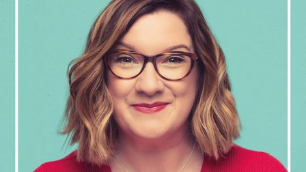Comedienne, Sarah Millican will be bringing her new show, Control Enthusiast to Norwich Theatre Roya