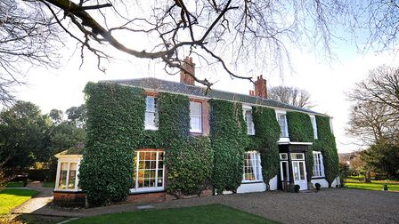 The Grove Restaurant gains two AA Rosettes for their exceptional standard of food and service. PHOT