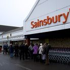 The Sainsbury's store in North Walsham. Picture: MARK BULLIMORE