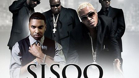 Sisqo, Dru Hill and Ginuwine will be at the LCR. Photo: UEA Students' Union.
