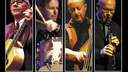 Andy Fairweather Low and the Low Riders will be headlining the 2017 Dereham Blues Festival. Picture: