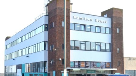 ECCH headquarters at Hamilton House in Lowestoft. Picture: MICK HOWES
