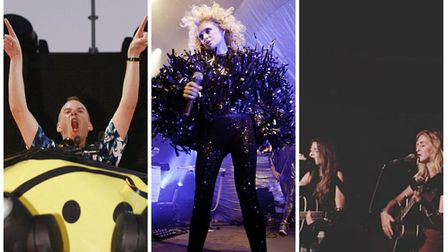 Acts you need to brush up on before Latitude 2017 (L-R): Fatboy Slim (Photo: PA/Yui Mok), Goldfrapp