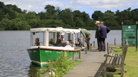 An iWitters Meet at Fairhaven Woodland and Water Garden on Sunday 2nd July, organised by Tabs Taberh