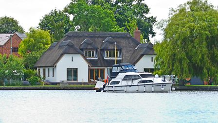 Images around the Broads taken on a iwitters Fairhaven trip. Photo: David Thacker