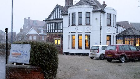 St Nicholas Care Home in Sheringham which received a poor report. Photo by Mark Bullimore