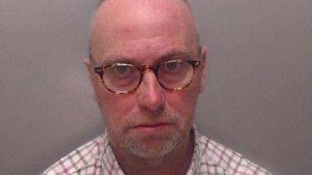 Neil Payne, who has been jailed for four and a half years. Photo: Suffolk Police